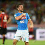 Calciomercato Napoli, doppia clausola nel rinnovo Mertens