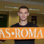 Calciomercato Roma, Varmaelen sbarcato a Fiumicino: è il rinforzo voluto da Spalletti