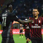 Calciomercato Milan, il West Ham torna su Bacca: il colombiano in bilico