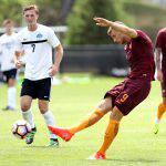 Serie A, le formazioni ufficiali: torna De Rossi, Dzeko in panchina