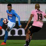 Palermo-Napoli 0-3, voti e tabellino: Callejon una furia, Milik in ombra