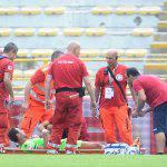 Cagliari, il comunicato ufficiale sull'infortunio di Artur Ionita