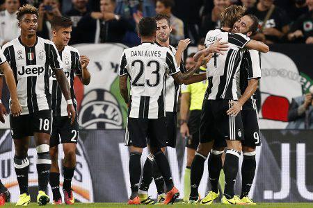 Allegri: l'Inter ci ha messo in difficoltà