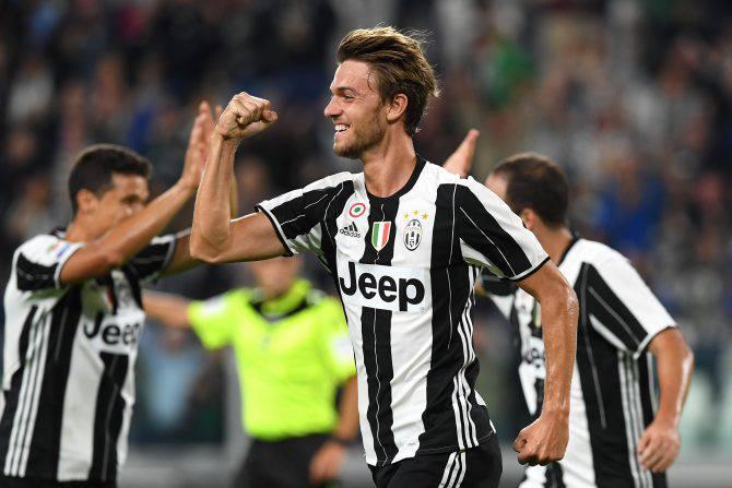 Rugani Juventus