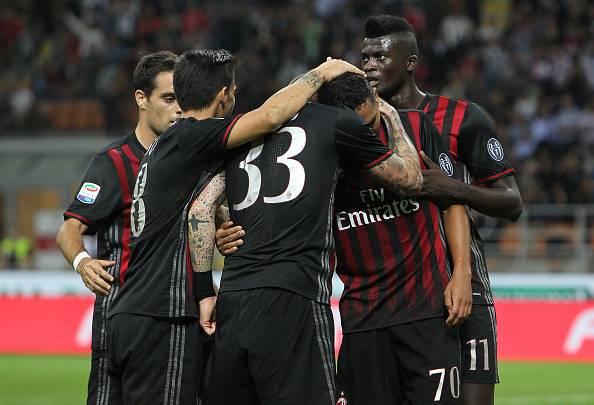 Milan su Fabregas