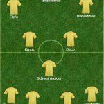 TOP 11 epurati da Guardiola: Ibra e Dinho in una formazione pazzesca!