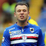 Cassano Sampdoria, nuova decisione del club