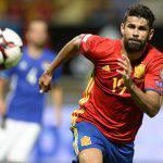 Italia-Spagna, Morata partirà dalla panchina: Lopetegui conferma Costa titolare