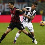 Juventus, tegola Dybala: deve lasciare il campo per un problema muscolare