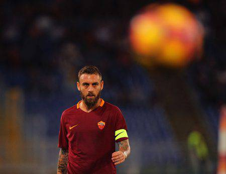 De Rossi © Getty Images