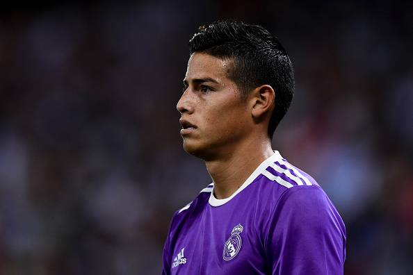 Bayern Monaco, UFFICIALE: preso James Rodriguez dal Real Madrid
