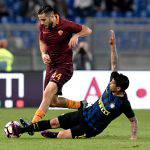 Infortunio Manolas, operato al setto nasale