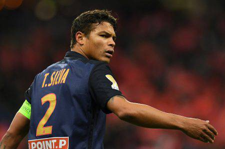 Thiago Silva © Getty Images