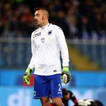 Infortunio Viviano, derby a rischio per il portiere