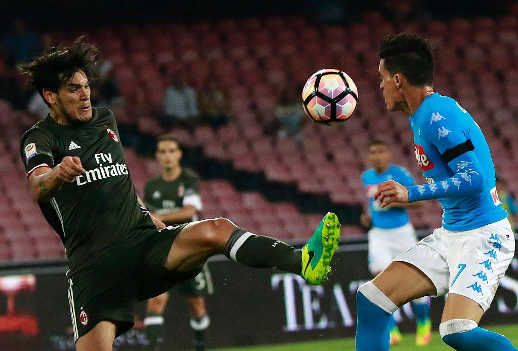 Mercato Milan, Gomez
