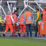 Juventus, le condizioni di Barzagli: ecco quanto tempo starà fuori