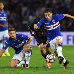 Milan, bocche cucite su Lucas Torreira della Sampdoria