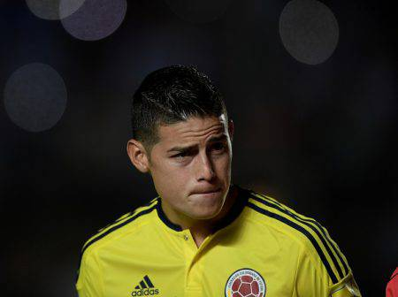 James Rodriguez © Getty Images