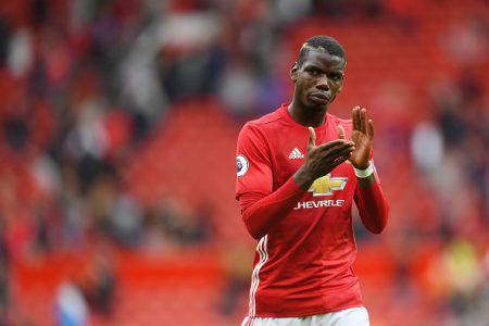 Pogba ©Getty Images