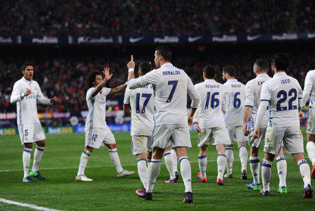 Il Real Madrid perde Bale per quattro mesi