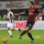 Milan-Chievo, Romagnoli torna titolare. Vangioni confermato a sinistra?