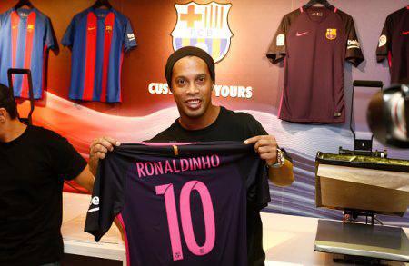 Ronaldinho ©Getty Images