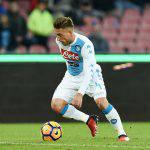 Giaccherini Milan, no del Napoli al prestito