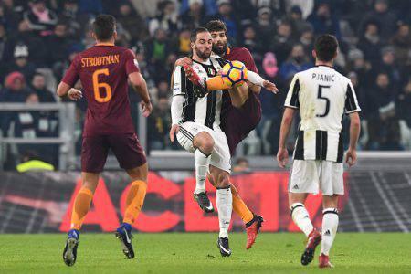 Voti Juventus-Roma
