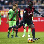 "Rigori Milan, Niang: ""Lascio l'incarico a Lapadula"""