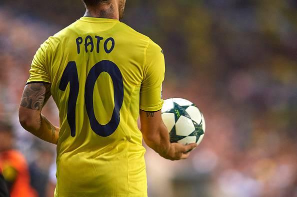 Villarreal, Pato saluta la Liga e si trasferisce in Cina