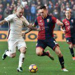 Genoa-Roma 0-1, voti e tabellino: super Szczesny vola verso la Juve