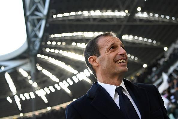 Juventus-Milan, Allegri