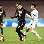 Coppa Italia, Napoli-Fiorentina 1-0: Callejon porta Sarri in semifinale