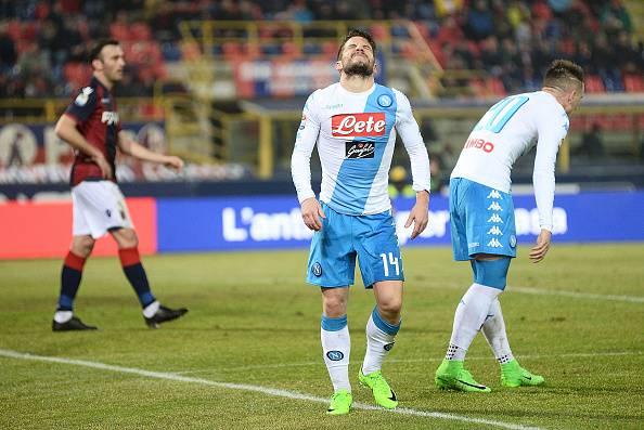Inter: Zanetti a Napoli per Mertens