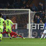Schick Juventus, Sampdoria scavalcata dal Sassuolo?