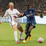 Inter, problemi cardiaci per Gnoukouri: fuori 3 mesi