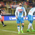 Calciomercato Napoli, Mertens ai saluti? Tutti i dettagli