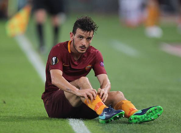 Infortunio Florenzi, Spalletti: