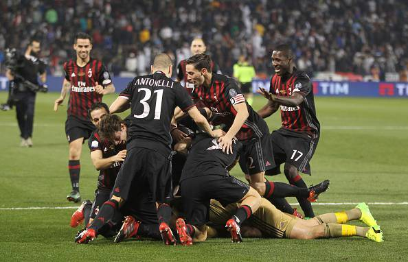 Bertolacci Milan