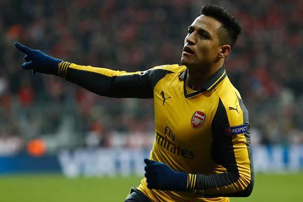 Alexis Sanchez Juventus
