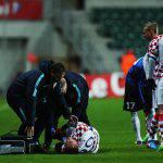Juventus, tegola Marko Pjaca: stagione finita per il croato