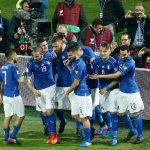 Voti Italia-Albania, De Rossi e Immobile battono De Biasi