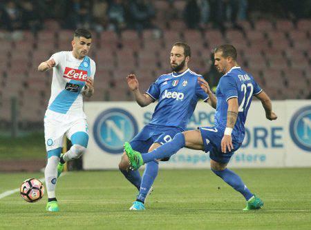 Voti Napoli-Juventus