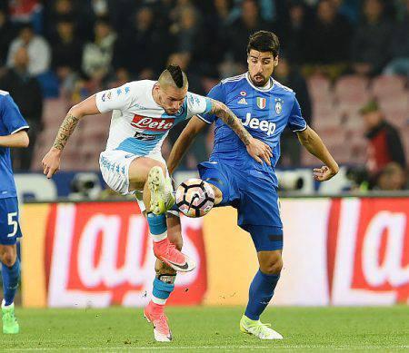 Coppa Italia, formazioni ufficiali Napoli-Juventus