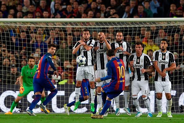 Barcellona vs Juventus - Conferenza Allegri