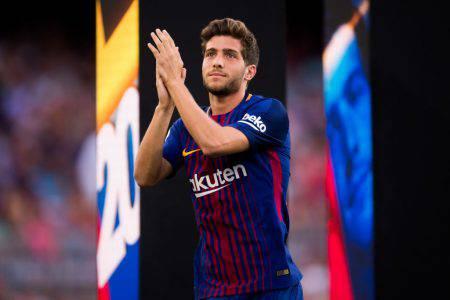 Il Barça mette in vendita Sergi Roberto, Milan e Juve alla finestra