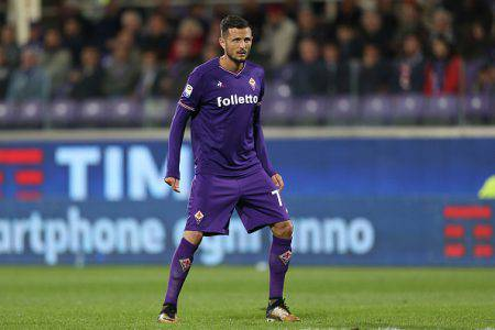 Fiorentina, brutte notizie dall'infermeria: Thereau resta fermo ai box