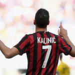 Inter-Milan, Montella spera nel recupero di Musacchio e Kalinic