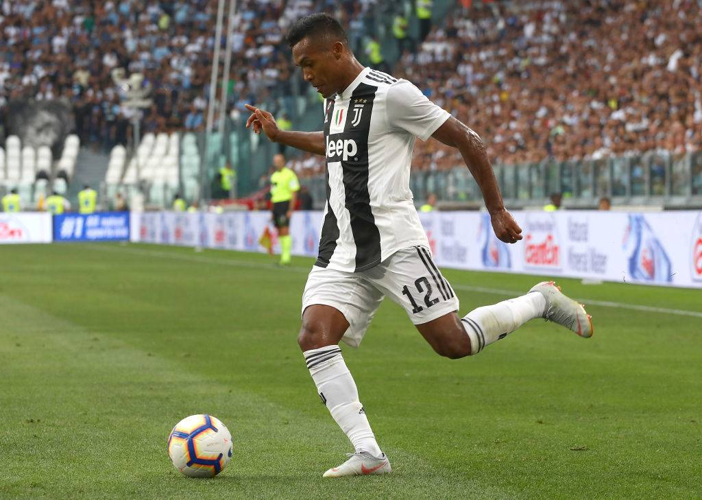 Marcelo Alex Sandro Juventus