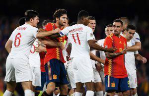 Spagna Inghilterra